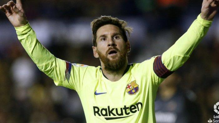 Kerugian yang Dialami Oleh Barcelona dan Laliga Spanyol Jika Lionel Messi Jadi Hengkang