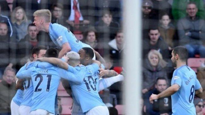 Raih 14 Kemenangan Beruntun, Man City Pecahkan Rekor Man United 12 Tahun Silam Liga Inggris