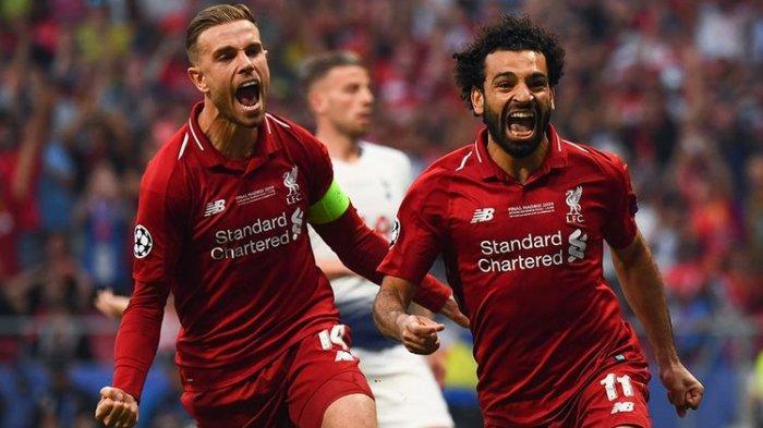 JADWAL Live Streaming Liga Inggris Malam Ini, Liverpool vs Brighton,  Klopp masih Andalkan Bek Lama