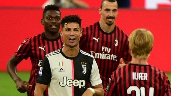 5 Fakta Menarik Jelang Bentrok AC Milan Vs Juventus