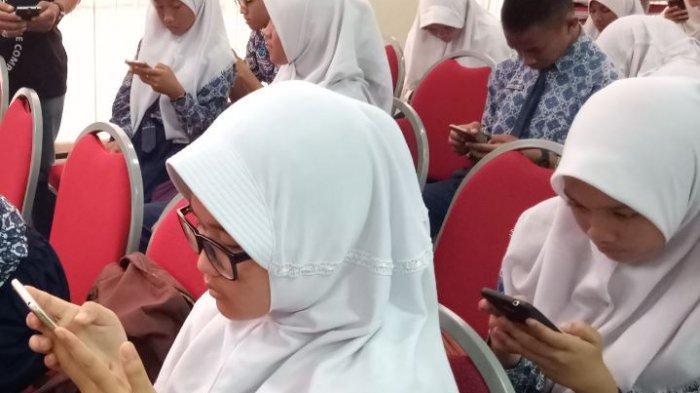 Seleksi Students Online Competition (SOC) Tingkat SMP Akan Dilaksanakan di Kabupaten/Kota di Sumsel