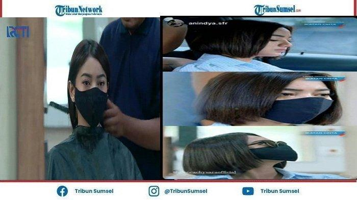 Elsa Ikatan Cinta Hilangkan Jejak dari Polisi dengan Potong Rambut, Lihat Penampilan Terbarunya