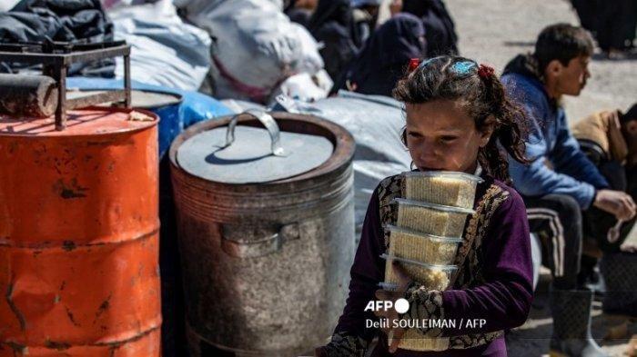 Mengintip Kamp Pengungsi Al Hawl, Sarang ISIS yang Jadi Bom Waktu Bagi Dunia