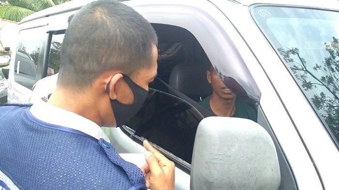 Bolehkah Mudik Ke Palembang dari Jambi? Berikut Syarat Masyarakat yang Diperbolehkan Melintasi Pos