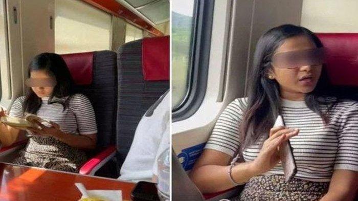 'Saya Customer, Jangan Bentak Saya', Viral Wanita Ogah Pakai Masker Bikin Kondektur Memohon-mohon