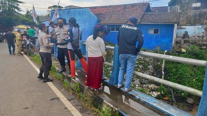 Panik Kepergok Istri Berduaan dengan Wanita Lain, Suami Terjun dari Jembatan, Kini Dinyatakan Hilang