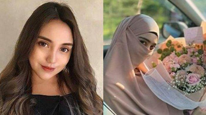 LATARBELAKANG Serell Nadirah Istri Baru Taqy Malik, Dulu Gaul Hingga Kini Hijrah, Mirip Salmafina?