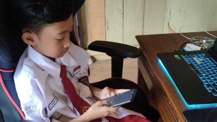 Serentak Ujian Sekolah Tingkat SD di Palembang Digelar 5 - 10 April 2021