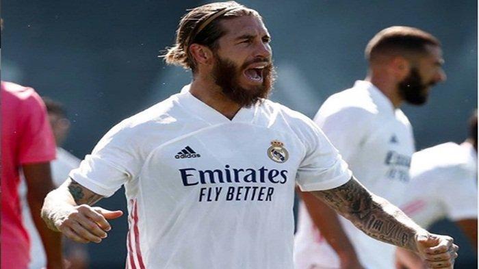 Eks bek Real Madrid Sergio Ramos