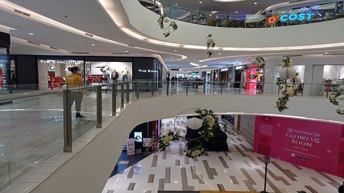 Terdeteksi Lewat Aplikasi PeduliLindungi, Ada 1603 Orang Positif Covid-19 Masuk Mall dan Tempat Umum