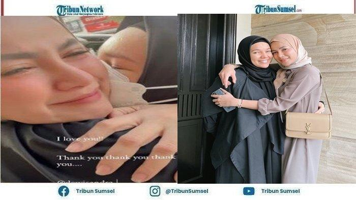 Olla Ramlan Nangis Diduga Kecewa dengan Nindy dan Fitri, Olla Sebut Dewi Sandra Sahabat Sejati