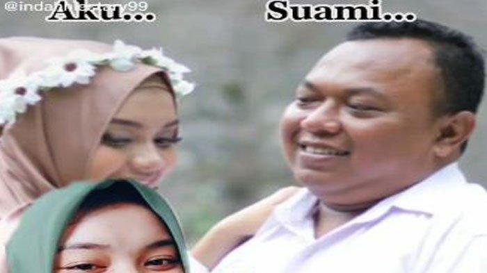 Lagi Viral, Aksi Para Ibu Muda Pamer Suami Beda Usia di Tiktok, Akui Bangga Dinikahi Pria Lebih Tua