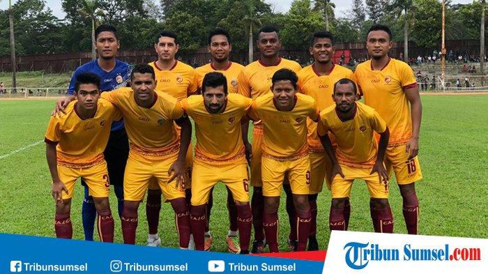 Ujian Awal Skuat Los Galacticos Sriwijaya FC Hadapi Persib Bandung Sore Ini