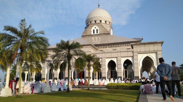 Kemenag Langsung Surati Seluruh Masjid di Kota Palembang, Salat Ied Ditidakan Idul Fitri Tahun Ini