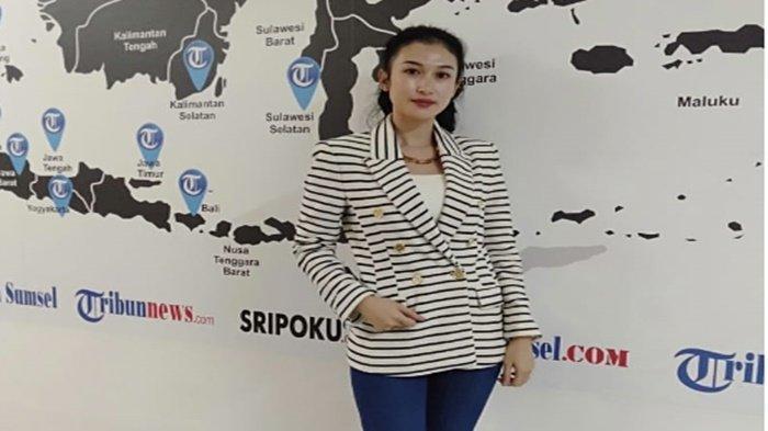 Mudik Lebaran, Shella Artis Asal Palembang Promosi Single Religi Terbaru, 'Cintaku Karena Allah'