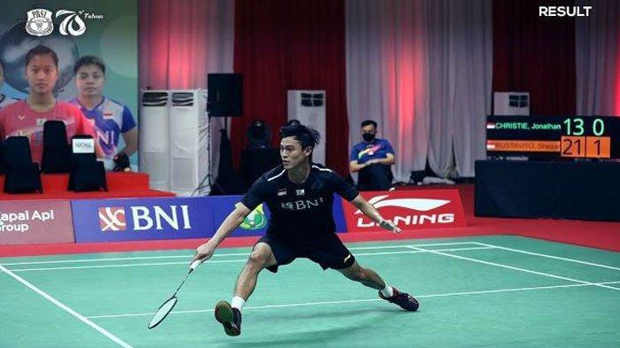 Ini Biodata Profil Shesar Hiren Rhustavito, Pastikan Kemenangan Tim Thomas Indonesia Lawan Taiwan