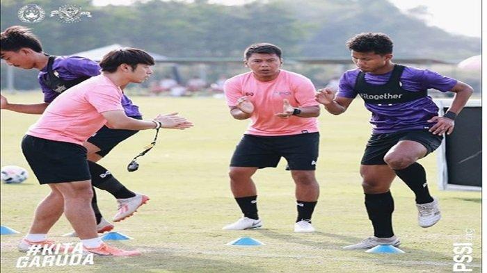Tak Mau Kecolongan Satgas Anti Mafiabola Awasi Shin Tae-yong Perekrutan Pemain Timnas U-20 Indonesia