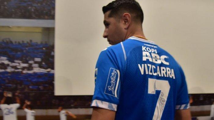 Jelang Persib Vs PSS Slemen, Semifinal Leg 2 Piala Menpora, Esteban Vizscarra Cs Siap  Adu Penalti