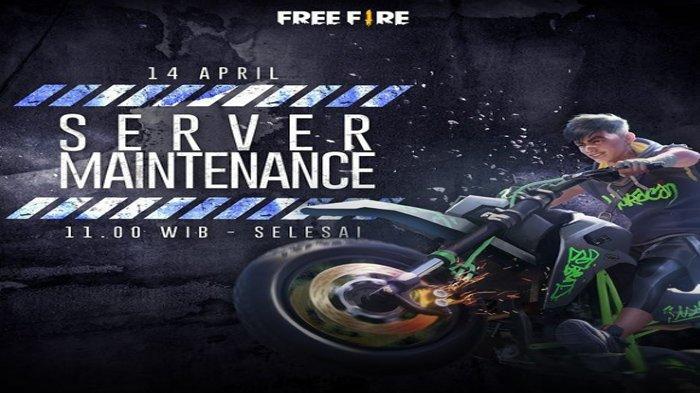 Free Fire (FF) Maintenance Server Sampai Jam Berapa ? Ini Daftar Update Terbarunya