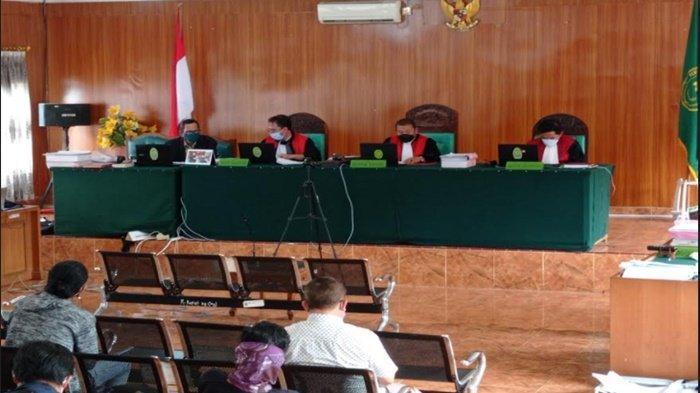 BREAKING NEWS: Terbukti Bersalah, Mantan Anggota DPRD Palembang Doni CS Divonis Hukuman Mati