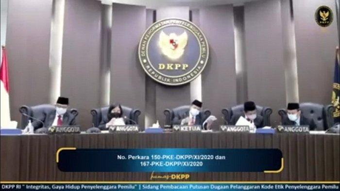 DKPP Hanya Beri Sanksi Peringatan Ke Bawaslu OI, Pemohon Kecewa