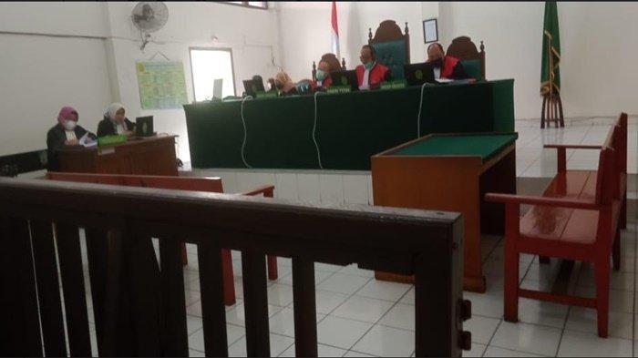 Bawa Ganja Saat Tonton Orgen Tunggal, Hamdan Warga Kertapati Divonis 5 Tahun 3 Bulan Penjara