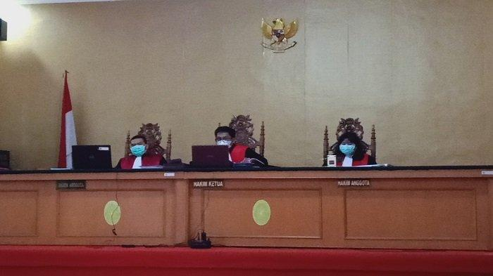 Sidang Lanjutan Sindikat Bobol ATM Asal Tulung Selapan OKI, Dituntut  4 Tahun Penjara