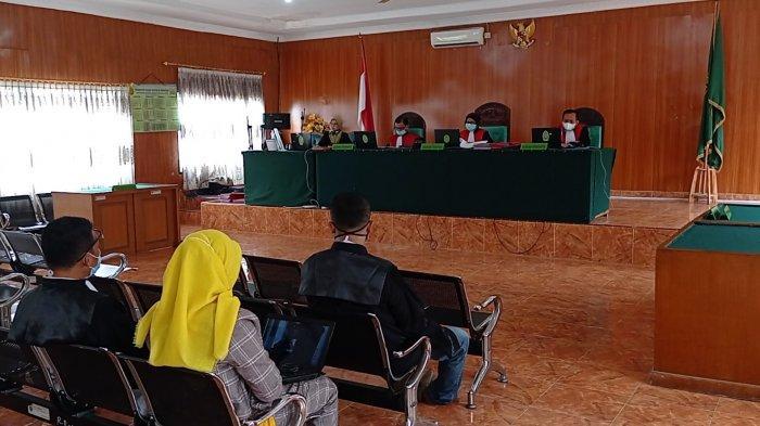 Breaking News: Bandar 22 Kg Sabu Divonis Mati, Berbelit-belit Saat Dipersidangan