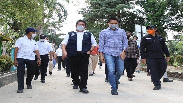 Rekatkan Silaturahmi Antar ParpolGubernur Herman Deru HadiriSilaturahmi Kebangsaan