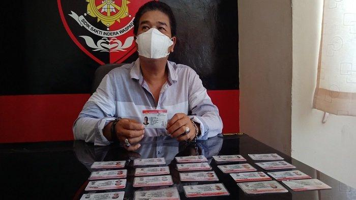 Dijual ke Sopir Tambang, Polres Lahat Bongkar Jaringan Pembuatan SIM B2 Palsu