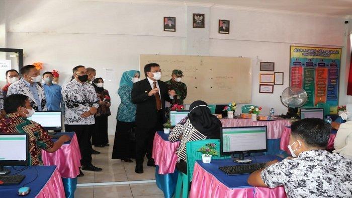 Ribuan Guru Honorer Muara Enim Dibekali Try Out Hadapi Test PPPK