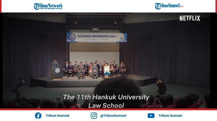 Sinopsis Drama Korea Law School Episode 1 Perdana Kasus Pembunuhan Yang Terjadi di Sekolah Hukum