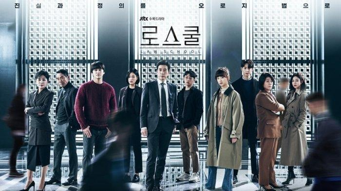 Link Streaming Drama Korea Law School Episode 1-6 (On Going) Subtittle Indonesia, Bisa Nonton di HP