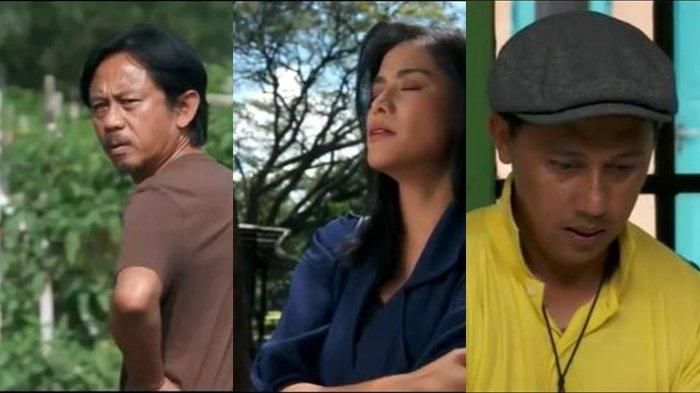 Sinopsis Preman Pensiun FTV Kembali ke Fitri, Kang Mus: Serena yang Keluar atau Ujang yang Keluar!