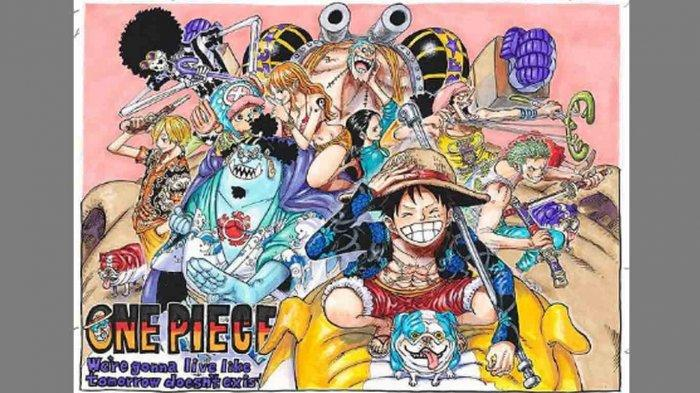 Link Nonton Anime One Piece Episode 984 Sub Indo Gratis, Luffy Membuat Kekacauan di Onigashima