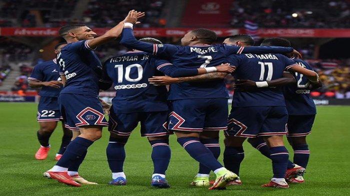 Skuad PSG Musim 2021-2022 di Liga Prancis, Lengkap dengan Posisi Bermain dan Nomor Punggung