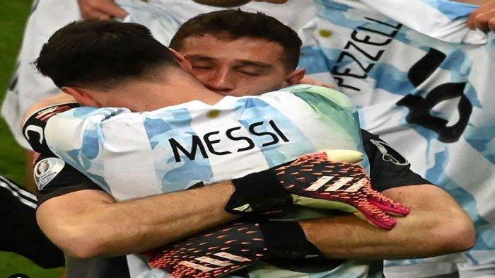 Final Copa America 2021 Brasil vs Argentina, Pertaruhan Terakhir Lionel Messi Samai Rekor Maradona