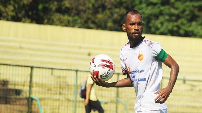 Liga 2 Bergulir September 2021, Berikut Daftar 25 Nama Skuad Sriwijaya FC
