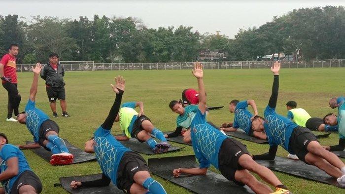 Manajemen Sriwijaya FC Masih Tunggu Tawaran Uji Coba Tim Lokal, Tapi Harus Menghindari Kerumunan