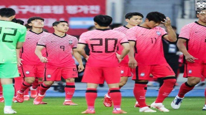 Daftar Skuad Timnas Korea Selatan di Olimpiade Tokyo 2020, Lengkap Nomor Punggung dan Asal Klub