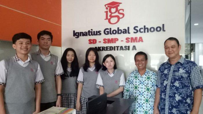 SMA Ignatius Global School (IGS) Palembang Raih Nilai UN Tertinggi 3 Tahun Berturut, Ini Resepnya