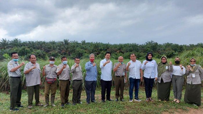 PT Sriwijaya Agro Industri dan UPT BPPSDMP Kementan Kolaborasi Bisnis Pertanian