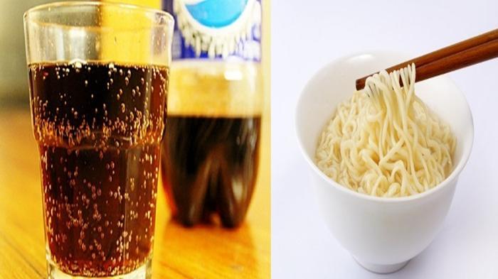 Jangan Makan Mie Instan dengan Minuman Bersoda, Pria ini Hampir Tewas Karena Lakukan Hal Tersebut