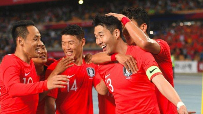 Korsel vs Honduras : Wow, Pemain Tottenham Hotspur ini Ciptakan Gol Roket  ke Gawang Honduras - Tribun Sumsel
