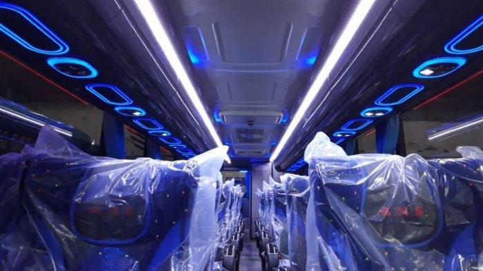 Sopir Hidupkan Lampu Kabin Bus, Merupakan Kode Bahaya Bagi Penumpang dan Diminta Waspada