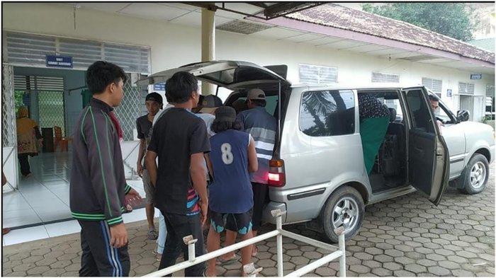 Truk Tabrakan di Jalintim Palembang-Betung, Sopir Alami Luka Parah Dirujuk ke RS di Palembang