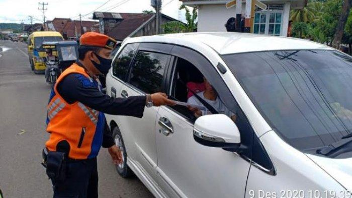 PT KAI Divre III Palembang Ajak Masyarakat Disiplin Berlalu-Lintas di Pelintasan Sebidang Jalur KA