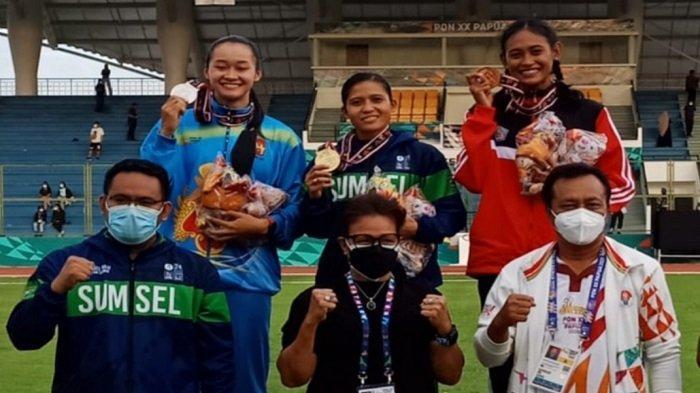 Serda Sri Maya Sari, Atlet Sumsel Pecahkan Rekor Nasional Lari, Istri Anggota DPRD OKU Timur