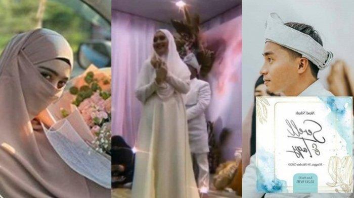 Sosok Serell Nadirah Istri Baru Taqy Malik Gantikan Posisi Salmafina Sunan, Warganet Patah Hati