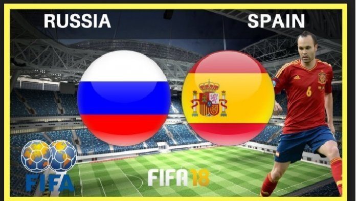Deretan Video-video Dramatis Rusia Tekuk Spanyol Lewat Adu Penalti